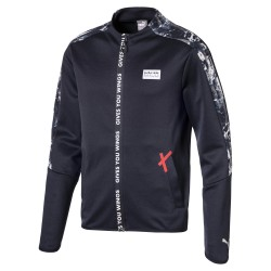 Puma Men's RBR TT Track Jacket Total Eclipse