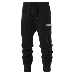 Puma Men's Record Sweat Pant Black