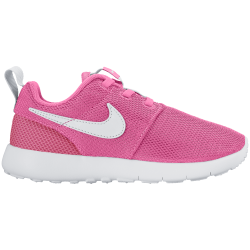Nike Kid's Roshe One Pink-White