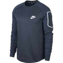 Nike Men's NSW AV15 Top FLC Thunder