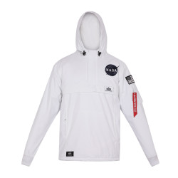 Alpha Industries Nasa Anorak - White