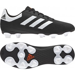 Adidas Boy's Goletto VI Black-White