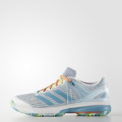 Adidas Women's Court Stabil 13 Vapour-Yellow