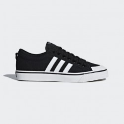 Adidas Men's Nizza Black-White