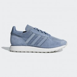 Adidas Women's Forest Grove Raw Grey - Cloud White