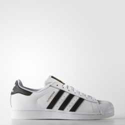 Adidas Men's Superstar White-Black