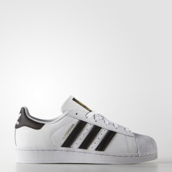 Adidas Women's Superstar White-Black