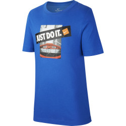 Nike Dri-FIT Big Kids' Basketball T-Shirt