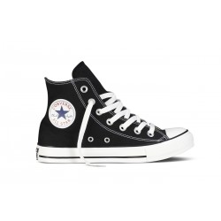 All Star Youth Hi Black