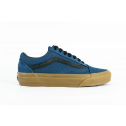 Vans Old Skool Dark Denim Gum Outsole
