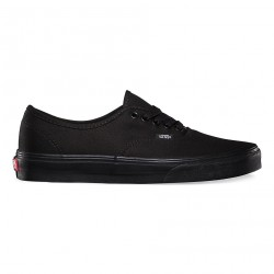 Vans Authentic Lo Black-Black
