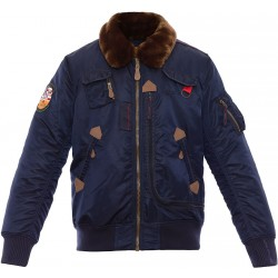Alpha Industries Injector -X - Replica Blue