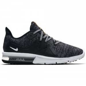 Nike Women's Air Max Sequent 3 Black