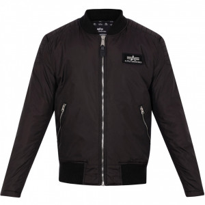 Alpha Industries Speedway JKT - Black