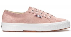 Superga 2750 Velvetchenillew Pink Dusty Rose