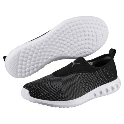 Puma Men's Carson 2 Slip-On-Black Quilt