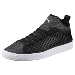 Puma Men's Basket Classic Netfit Black