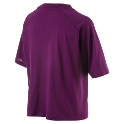 Puma Women's Transition Tee Dark Purple