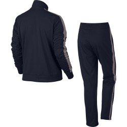 Nike Women's NSW Track Suit Black-White