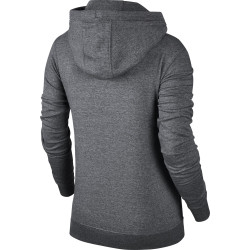 Nike Sportswear Women's Funnel-Neck Fleece Hoodie