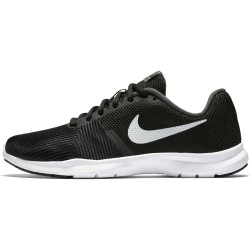 5014c138e663c ... Nike Women s Flex Bijoux Cross Trainer Black-White