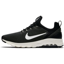 Nike Men's Air Max Motion Racer-Black Sail Anthricite