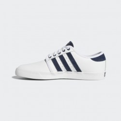Adidas Men's Seeley White Navy