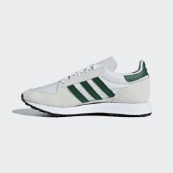 Adidas Forest Grove Crystal White - Collegiate Green - Core Black