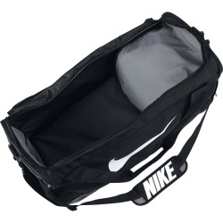 Nike Brasilia Large Duffel Black-White