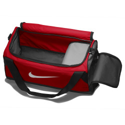 Nike Brasilia S Duffel University Red-Black-White