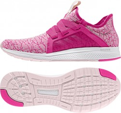Adidas Women's Edge Lux White-Pink