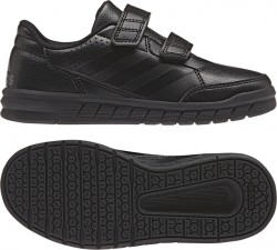 Adidas Boy's Youth AltaSport CF Black-Black