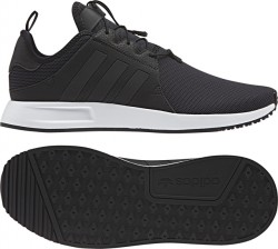 Adidas Men's X PLR Black-White