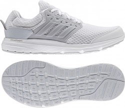 Adidas Men's Galaxy 3 White-Clear-Grey