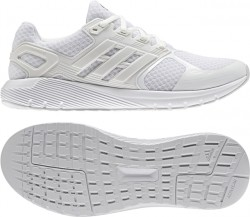 Adidas Men's Duramo 8 White-White-Black