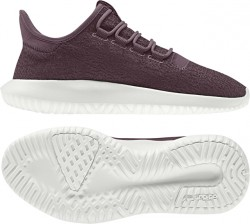 Adidas Women's Tubular Shadow Maroon