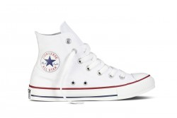 All Star Infants Hi White