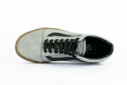 Vans Old Skool Alloy Black Gum Outsole
