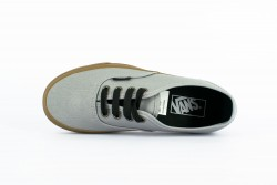 Vans Authentic Lo Alloy Black Gum Outsole