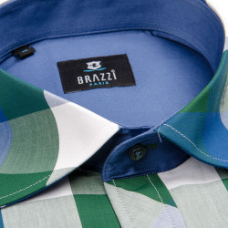 Brazzi Men's LS Shirt