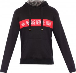 Alpha RBF Hoody Sweat Black