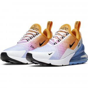 Nike Women's Air Max 270 - University Gold/Black - University Blue